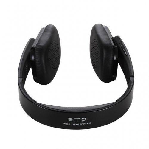 Antec Bxh-300 Blk / Antec Amp Pulse Bxh-300 Blk Wireless Bluetooth Headphones (Black)