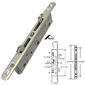 sliding door lock sliding glass door mortise lock