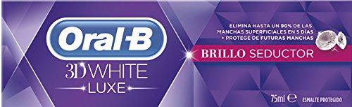 ORALB - 3D WHITE LUXE glamorous shine 75 ml-unisex