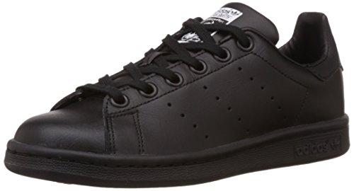 adidas-stan-smith-unisex-kids-running-shoes-nero-black-black-ftwwht-6-uk