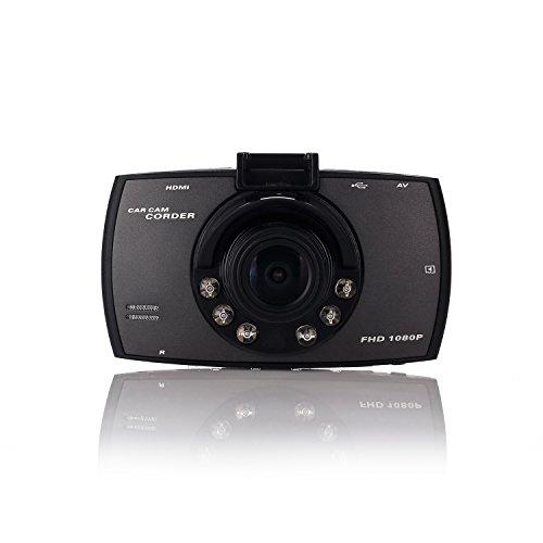 Dash Camera Recorder SkyGenius Car DVR Black Box with Parking Mode G ...