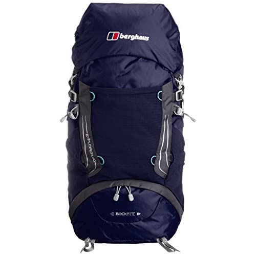 [バーグハウス] Berghaus W EXPLORER 40 21496 V53 (EVENING BLUE/CARBON/ANGEL BLUE)