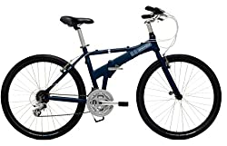 "Dahon Espresso 18""(Medium) Folding Bike 26"" Wheels from Dahon"