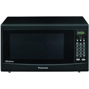 Panasonic microwave inverter 1200w manual