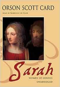 Sarah Women Of Genesis Forge Orson Scott Card