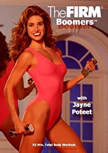 The FIRM DVD Classic 'Vol 6 Boomers' by Anna Benson with Jayne Poteet