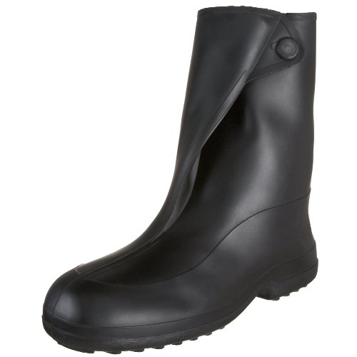 rubber boot covers fits your shoes and boots like a