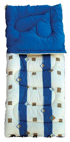 Royal Umbria 60oz Super King Sleeping Bag Blue