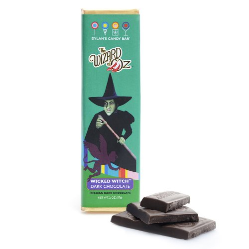 Dylan's Candy Bar Wizard of Oz - Wicked Witch Dark Chocolate Bar