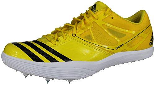 Adidas Spikes Scarpe Atletica ampia salto Sport Adizero LJ Unisex Q34040 Taglia 46
