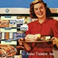 Anne Taintor 1021 3-3/8-Inch Square Magnet, Bite Me