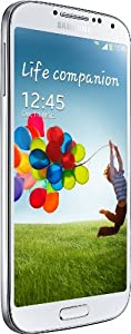 Samsung I9505 Galaxy S4 LTE-A Quad-core 2.3G Smartphone Sim Free Factory Unlocked European Version Mobile Phone (16GB INTERNAL MEMORY, WHITE)