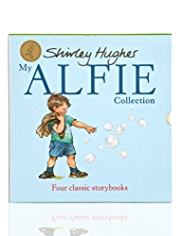Shirley Hughes My Alfie Collection