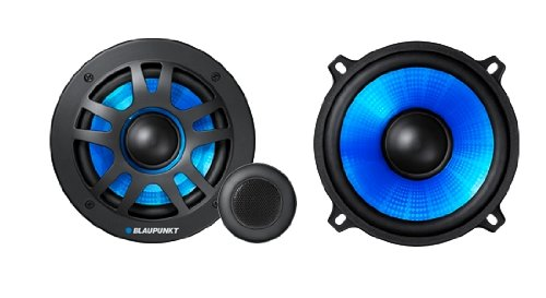 Blaupunkt – GT Power 65.2c – 6.5 Inch 2 Way Component Speakers (260 W)[Pair Of Speakers]