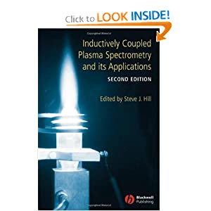 Inductively Coupled Plasma Spectrometry and its Applications Steve J. Hill