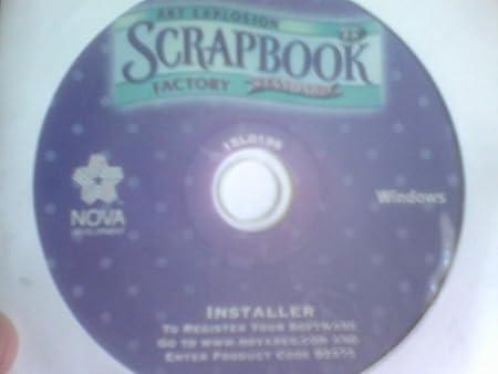 Art Explosion Scrapbook Factory Standard