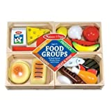 Melissa & Doug Food Groups / Play Food