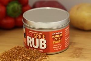 Kansas City Sweet Rub Organic