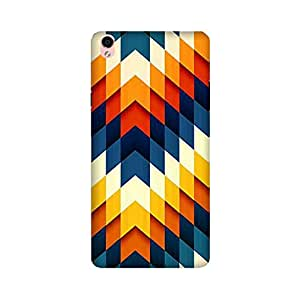 Oppo F1 Plus Perfect fit Matte finishing Motif Pattern Mobile Backcover designed by Aaranis (White) Perfect fit Matte finishing Motif Pattern Mobile Backcover designed by Aaranis (Grey)