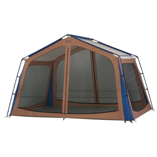 Wenzel Zephyr Screen Gazebo  117 Sq. Ft. Area
