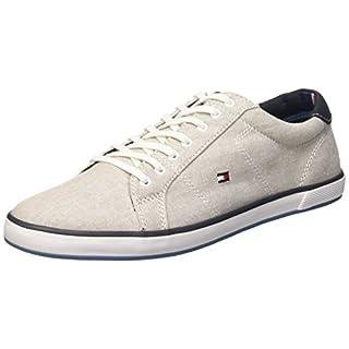 Tommy Hilfiger H2285ARLOW 1E, Herren Sneakers, Grau (STEEL GREY 039), 43 EU
