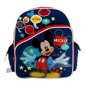 Disney Mickey Mouse Playhouse Kids Toddler Backpack bag