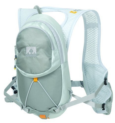 Nathan 5010 020 Men's 2Ltr  Hydration Backpack Grey