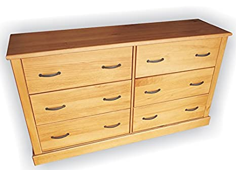 Argo 6 Drawer Dresser