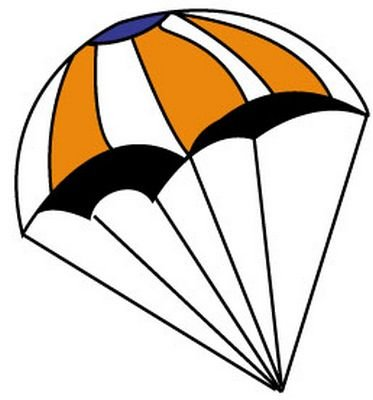 Estes 12 Inch Parachute - 302264 - Buy Estes 12 Inch Parachute - 302264 - Purchase Estes 12 Inch Parachute - 302264 (EST, Toys & Games,Categories,Hobbies,Rockets)