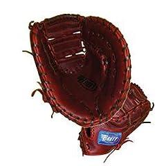 Buy Brett Bros Mahogany Professional Series First Base Mitt (12.5-Inch) by BRETT