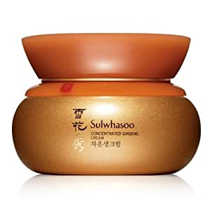 FREE INTERNATIONAL EXPEDITED SHIPPING + Sulwhasoo Concentrated Ginseng Cream (All Skin / 60ml)