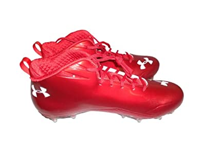 Under Armour Team Nitro III Mid Detachable Terps Football Cleats by Under Armour