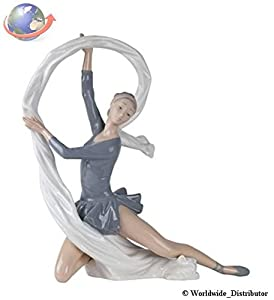 Nao 02000185 Dancer With Veil Figure Ornament       reviews and more information