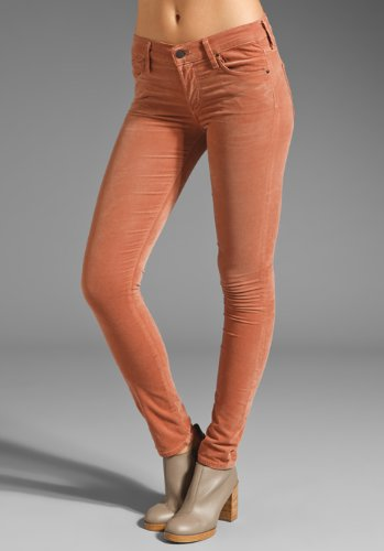 Citizens of Humanity Avedon Skinny Velour Jean