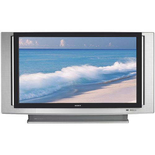 sony demo kdf e50a10 50 quot grand wega 3lcd rear projection hdtv. Black Bedroom Furniture Sets. Home Design Ideas