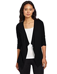 Soybu Women's Vita Cardigan, Black, Large