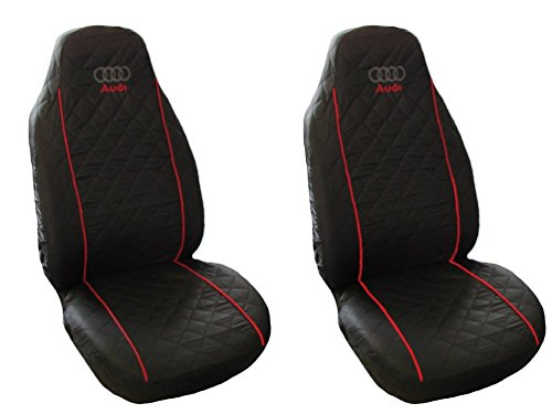front-seat-covers-for-audi-a2-a3-a4-a6-80-90-red-piping