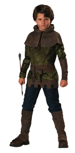 Costumes For All Occasions IC17031C8 Robin Hood Child Size 6-8