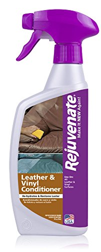 Rejuvenate 16oz. Leather & Vinyl Renewer & Conditioner