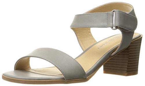 CL by Chinese Laundry Women's Gateway Burnished Heeled Sandal, Slate Grey, 6.5 M US