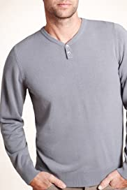 Blue Harbour Cashmilon Long Sleeve Y-Neck Jumper [T30-7601B-S]