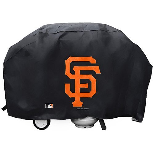 MLB San Francisco Giants Deluxe Grill Cover, 68-inch (Giants Grill Cover compare prices)