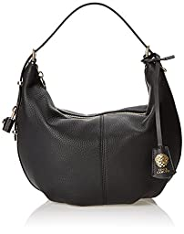 Vince Camuto Tate Wristlet Shoulder Bag, Black, One Size