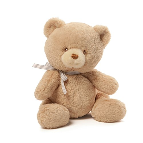 Gund-Baby-Oh-So-Soft-Teddy-Bear-Baby-Stuffed-Animal-Honey-Bear