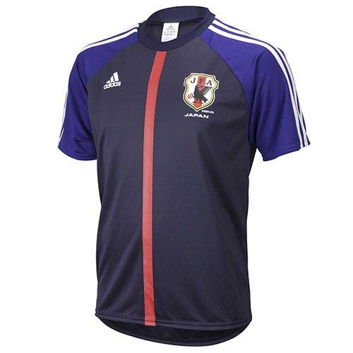 adidas(アディダス) 日本代表 Tシャツ レプリカ ユニフォーム サッカー メンズ ジャパンディーブルー CU395-X49712 Lサイズ