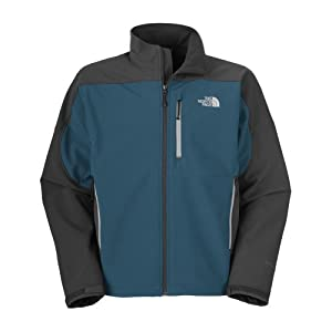 North Face Apex Bionic Jacket Men's Prussian Blue / Asphalt Grey XXL from North Face
