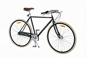Sillgey Pizazz Men's Classic City Bike - 520