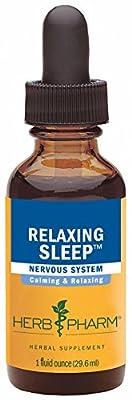 Herb Pharm Relaxing Sleep Herbal Formula with Valerian Extract