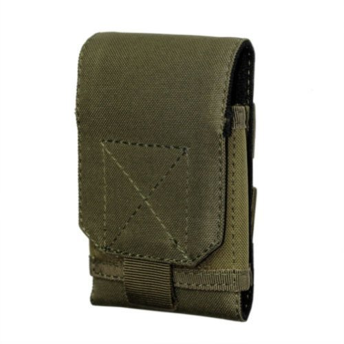xhorizon TM Army Molle Camo Bag For Mobile Phone Hook Loop Belt Pouch Holster Cover Case ZY