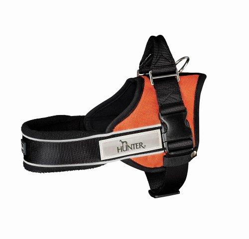 Hunter-46928-Hundegeschirr-Ranger-Professional-orange-Gr-M